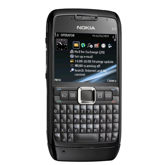 Used Nokia E71 for sale! For Extremely Cheap!