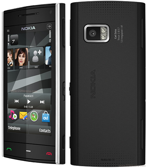 wallpaper nokia x6. Sell Used Nokia X6