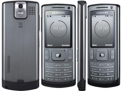 Samsung sgh u800 soul b grey