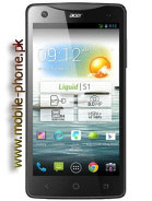 Acer Liquid S1 Price in Pakistan