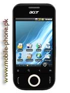Acer beTouch E110 Price in Pakistan