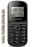 Alcatel OT-117 Price in Pakistan