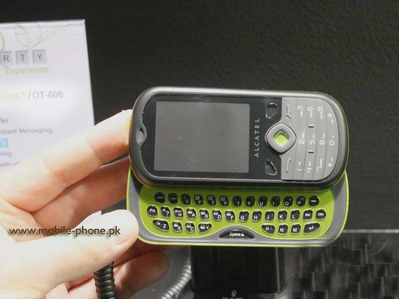 OT-606 One Touch CHAT