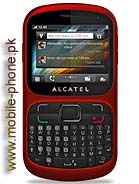 Alcatel OT-803 Price in Pakistan
