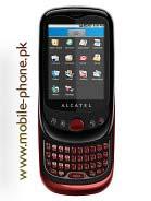 Alcatel OT-980 Price in Pakistan