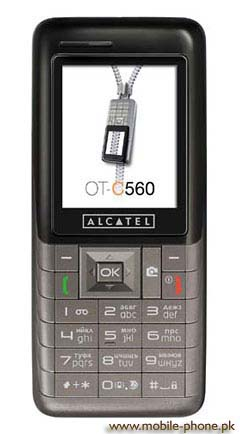 Alcatel OT-C560 Price in Pakistan
