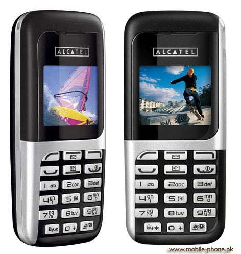 Alcatel OT-E205 Price in Pakistan