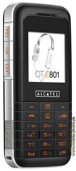Alcatel OT-E801 Price in Pakistan