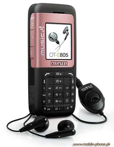 Alcatel OT-E805 Price in Pakistan