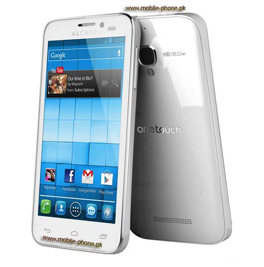 One Touch Cell Phone Alcatel One Touch Snap Cell