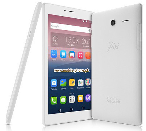 Alcatel Tablet Pixi 4