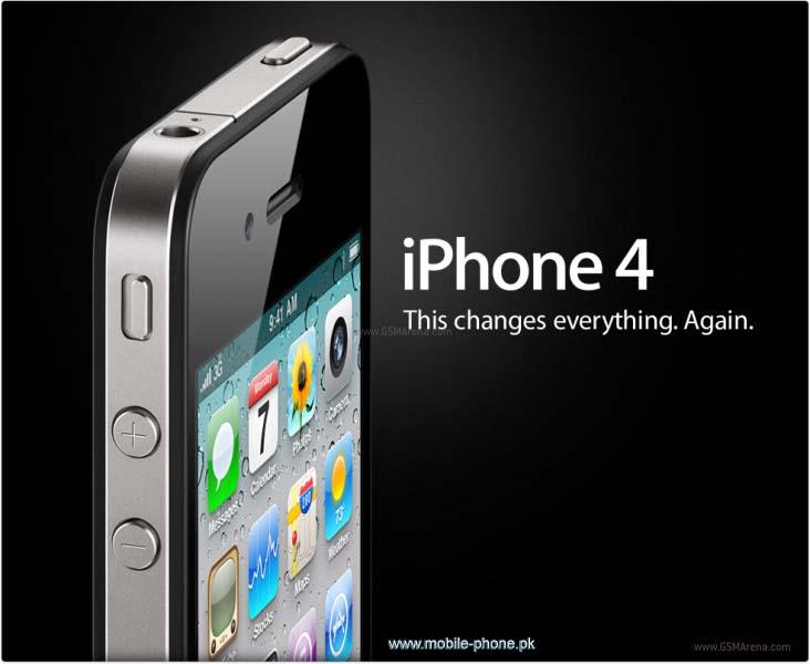 Apple iphone 4 16GB FU