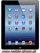 Apple iPad 4 Wi-Fi + Cellular Price in Pakistan