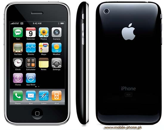 Apple iPhone 3G 16GB Price in Pakistan