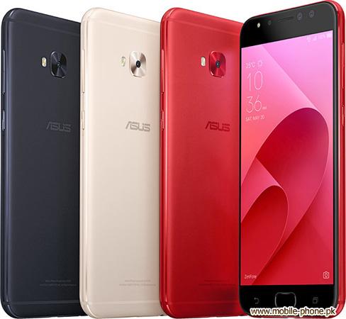 Asus Zenfone 4 Selfie Pro ZD552KL Mobile Pictures