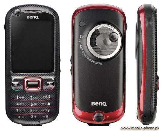 BenQ M7 Pictures