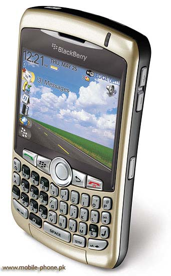 BlackBerry Curve 8320 Price in Pakistan
