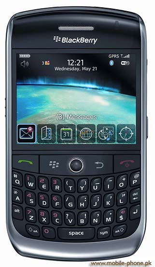 BlackBerry Curve 8900 Price in Pakistan