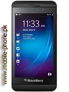 BlackBerry Z10 Price in Pakistan