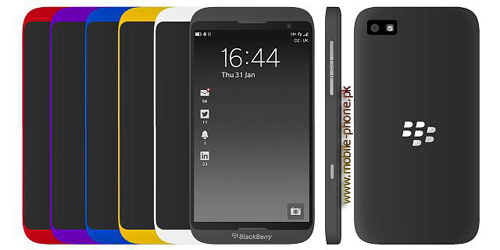 BlackBerry Z20