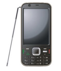 China K781 dual SIM TV phone Pictures