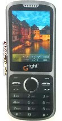 GRight G555 Bar Phone