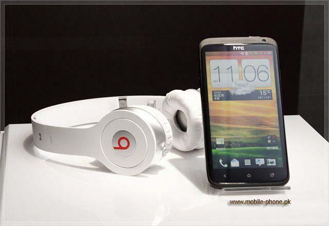 HTC Deluxe handset picture