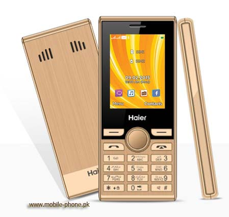 Haier Klassic C40 Mobile Pictures - mobile-phone pk