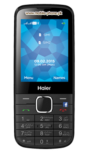 Haier Klassic J10 Mobile Pictures - mobile-phone pk