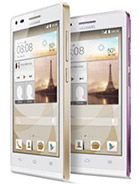 Huawei Ascend G6 Pictures