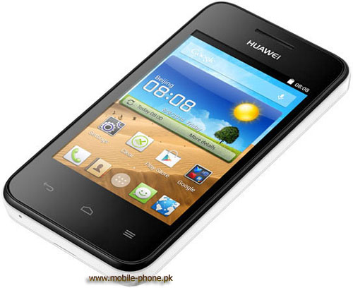 Huawei Ascend Wallpaper: Huawei Ascend Y221 Mobile Pictures