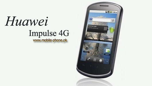 Huawei Impulse 4G