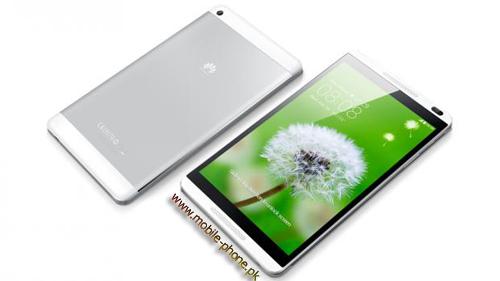 Huawei MediaPad M1 handset picture
