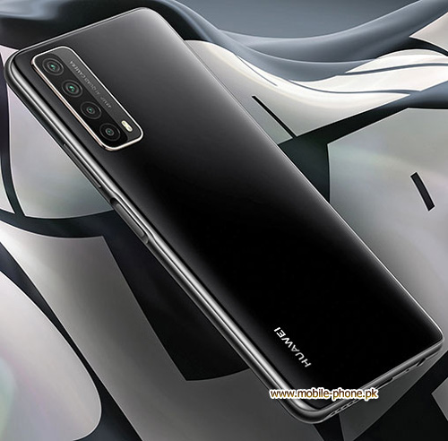 Huawei P Smart 2021 Mobile Pictures - mobile-phone.pk