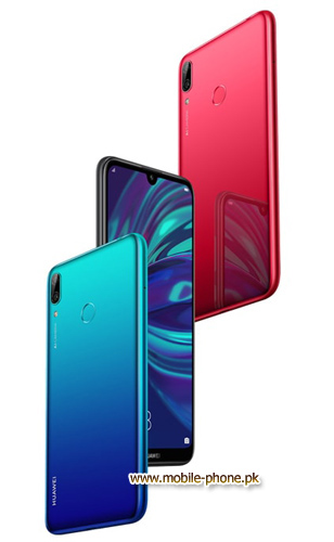 Huawei Y7 Prime 2019 Mobile Pictures - mobile-phone pk