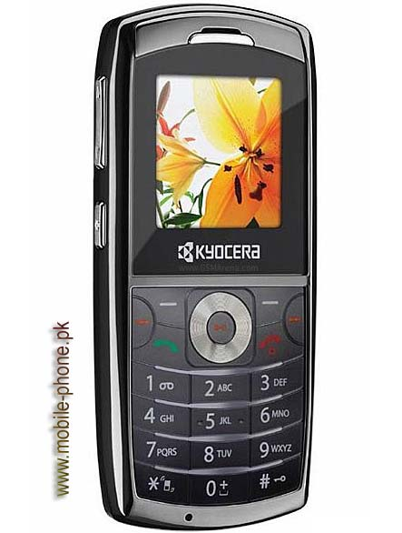 Kyocera E2500 Mobile Pictures - mobile-phone.pk