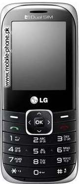LG A165 Pictures
