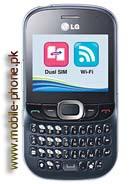 LG C375 Cookie Tweet Price in Pakistan