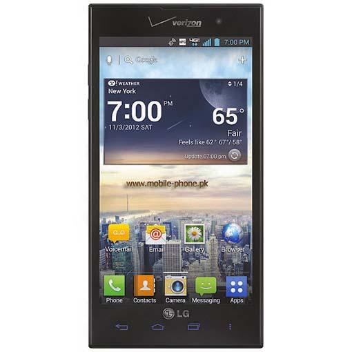 LG Spectrum II 4G VS930