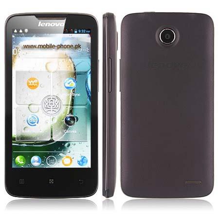 Lenovo A820 Mobile Pictures