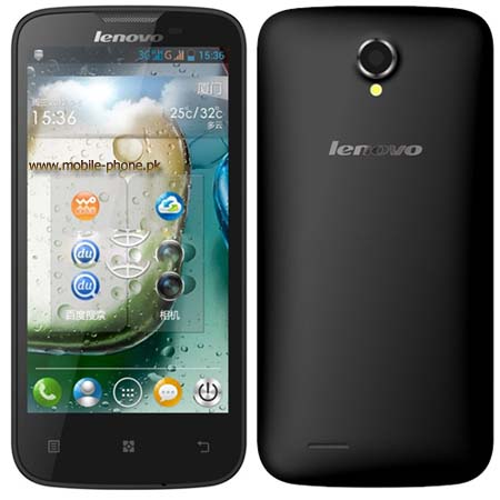 Lenovo A830 Mobile Pictures - mobile-phone.pk