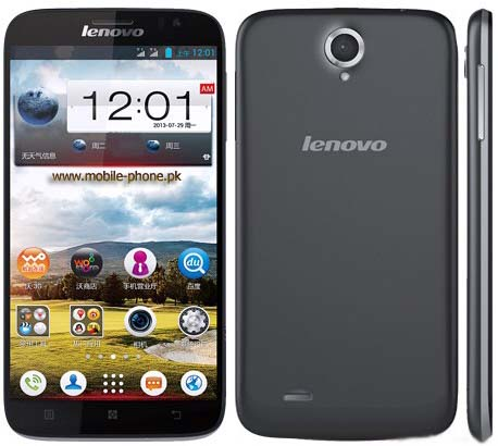 Mobile pic of lenovo a850