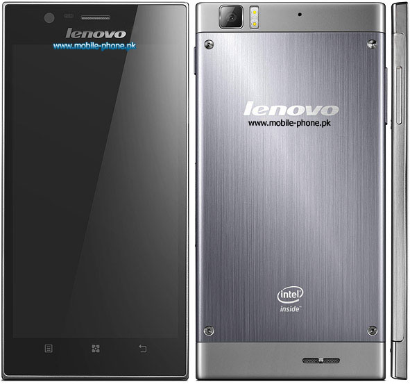 Lenovo k900 cell phone photo