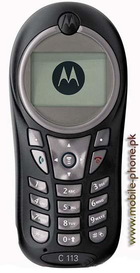 Motorola C113 Price in Pakistan