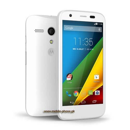 Motorola Moto G 4G Mobile Pictures