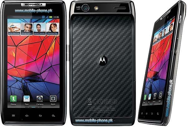 Motorola RAZR XT910 2 - Motorola ph
