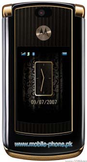 Motorola RAZR2 V8 Luxury Edition Price in Pakistan