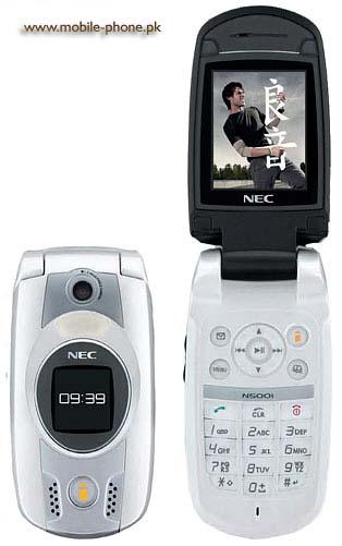 NEC N500i Price in Pakistan
