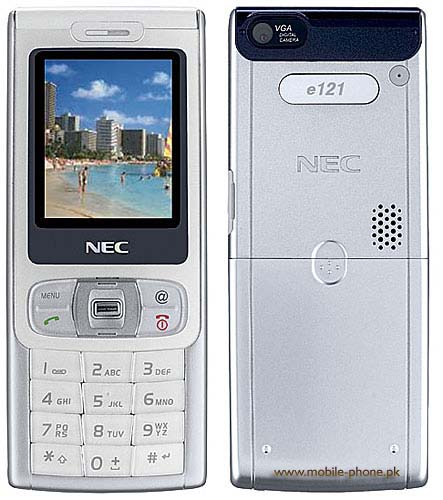 NEC e121 Price in Pakistan