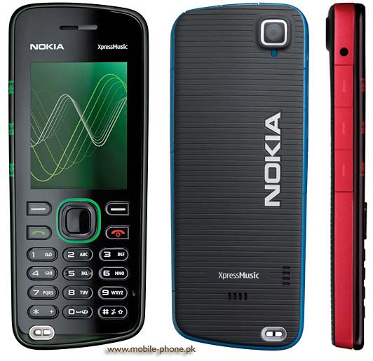 Nokia 5220 Xpressmusic Price Pakistan Mobile Specification